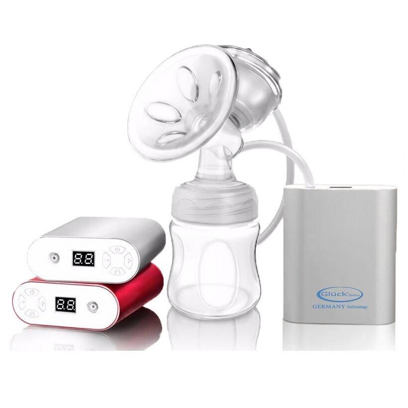 Máy hút sữa điện đơn Glück Baby GP851