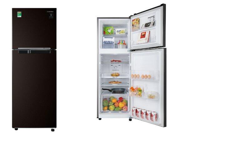 Nên chọn mua tủ lạnh Samsung Inverter 236 lít RT22M4032BY/SV hay Samsung RT22M4032DX/SV?