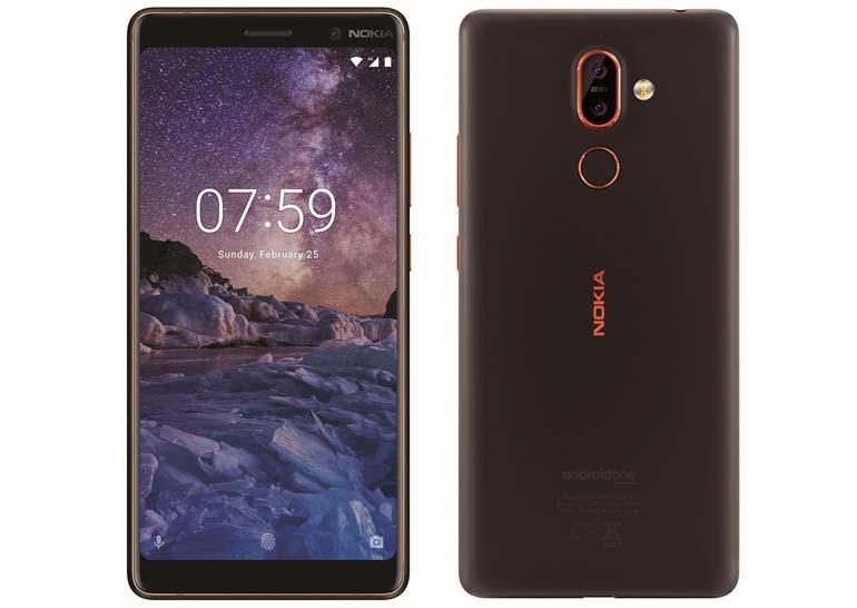Giá Nokia 7 Plus