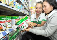 Bảng giá sữa bột Nutifood mới nhất cập nhật tháng 8/2016