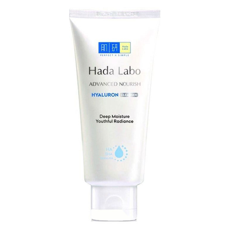 Sữa rửa mặt Hada Labo Advanced Nourish Hyaluron Cleanser
