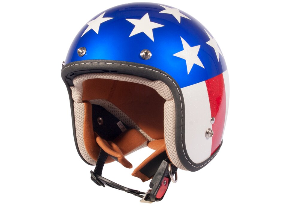 Mũ bảo hiểm 3/4 Andes Luxury 382DB-K123