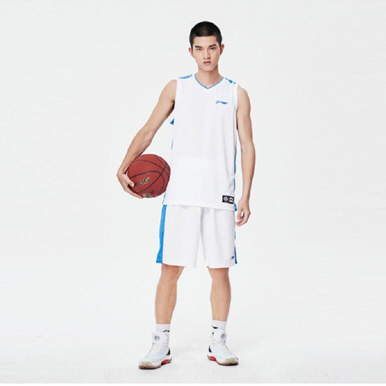 Bộ đồ bóng rổ Li-Ning nam AATP067-3