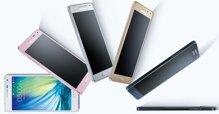 Galaxy A5 phiên bản 2 SIM xuất hiện trên website Samsung