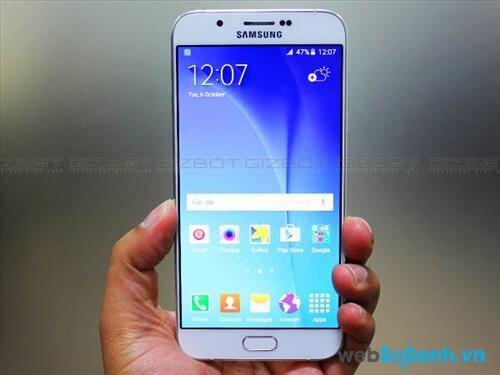 Galaxy A9 sở hữu thiết kế cao cấp đi kèm mức giá cao