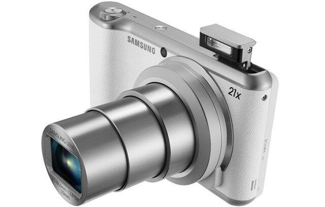 Galaxy Camera 2 nhanh hơn và nhẹ hơn chính thức ra mắt