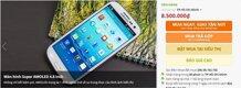 Galaxy S3 giảm giá mạnh, Galaxy S4 giảm giá 'cực sốc'