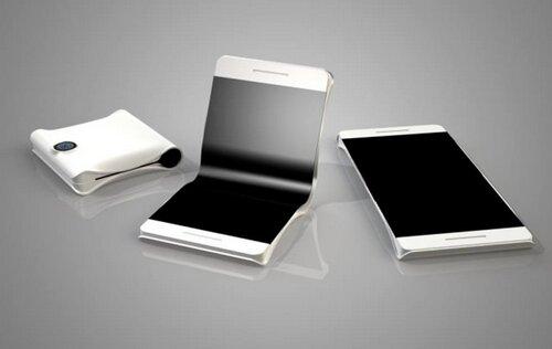 Galaxy X – smartphone có thể gập của Samsung sẽ là đối trọng lớn của iPhone X