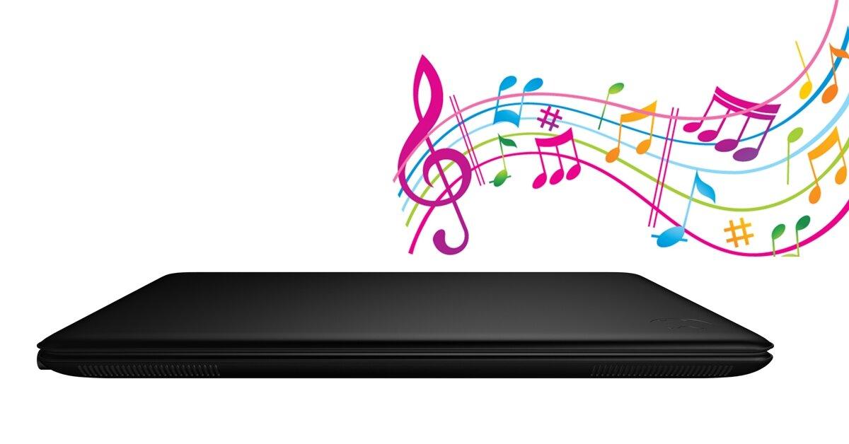 Gập laptop lại mà vẫn nghe được nhạc? Bạn có biết?