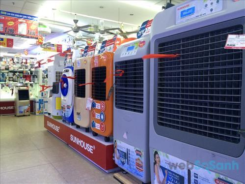 Quạt điều hòa không khí giá rẻ