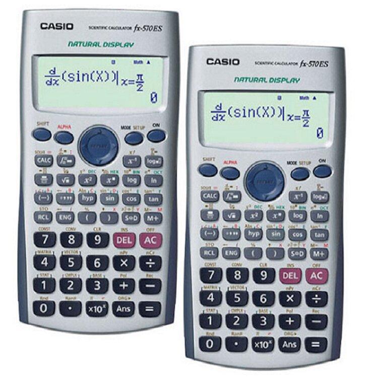 máy tính Casio fx ES 570