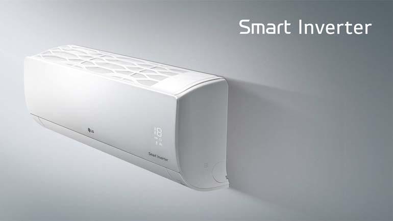 smart inverter LG