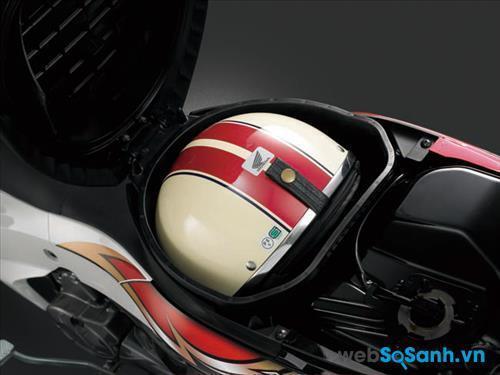 Cốp xe Honda Wave S