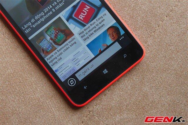 Mở hộp Lumia 1320 tại Việt Nam