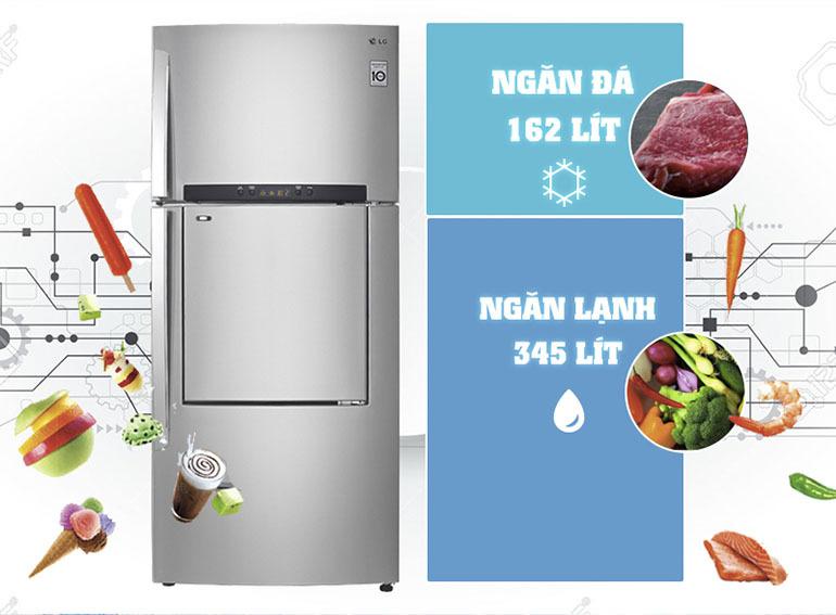 Có nên mua tủ lạnh LG không ?