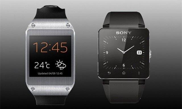 Thiết kế của smartwatch có phần sang trọng hơn Galaxy Gear