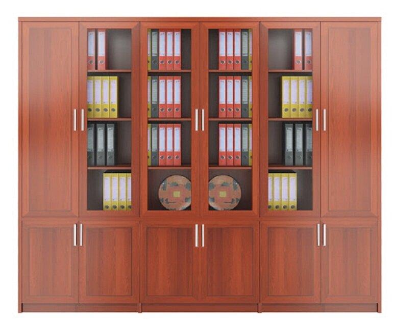 Chất liệu bằng gỗ công nghiệp MFC cao cấp bền bỉ và chắc chắn