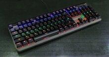 Geezer GS3: Bàn phím cơ giá rẻ nhưng build tốt, switch Kailh, led ổn
