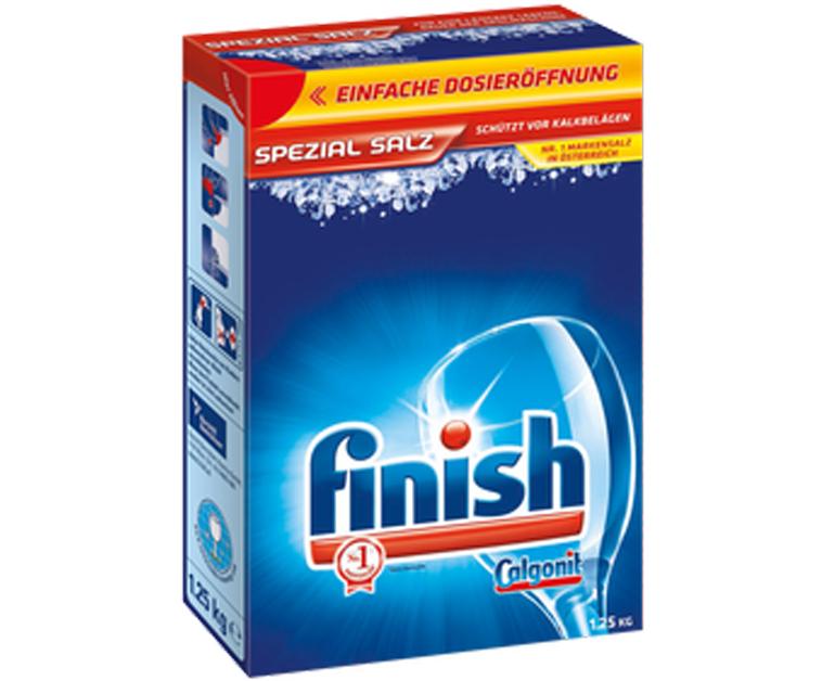 Bột rửa chén bát Finish - Giá rẻ nhất: 420.000 vnđ/2,2kg