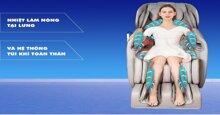 Ghế massage Kingsport có tốt không?