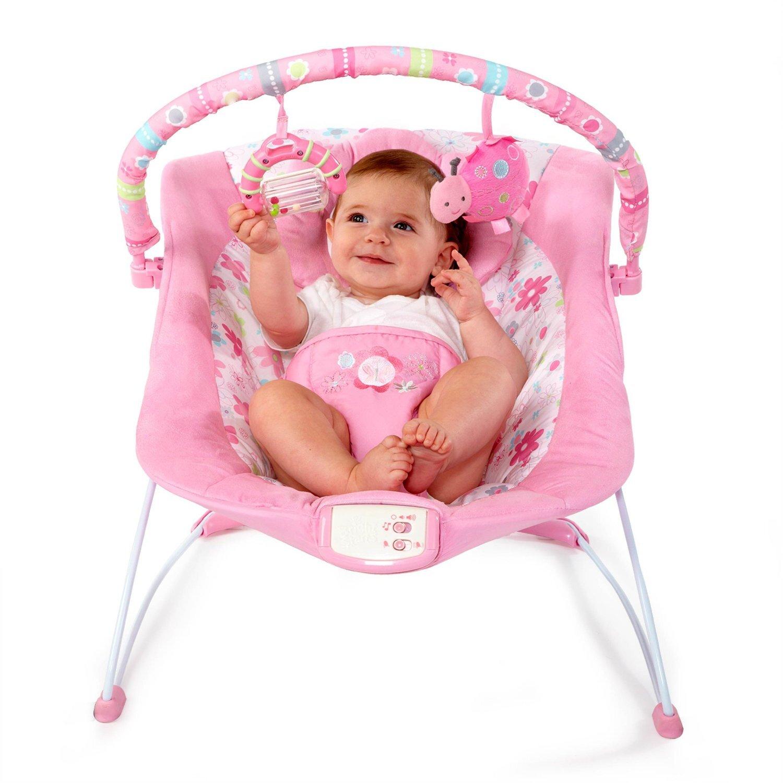 Ghế nằm rung cho trẻ có nguy hiểm hay không?