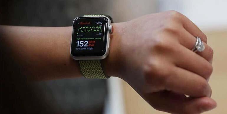 Giá Apple Watch đắt nhưng vẫn là đồng hồ thông minh bán chạy nhất thị trường năm 2017