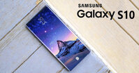 Giá bán chính thức điện thoại Samsung Galaxy S10 Plus, S10e tại Việt Nam