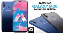 Giá bán điện thoại Samsung Galaxy M30 bao nhiêu tiền?
