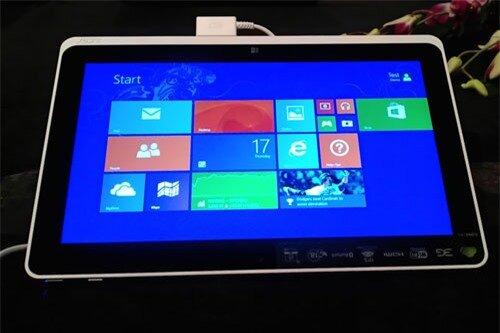 """Giá bán tablet Windows 8 tại Việt Nam cao """"ngất ngưởng"""""""