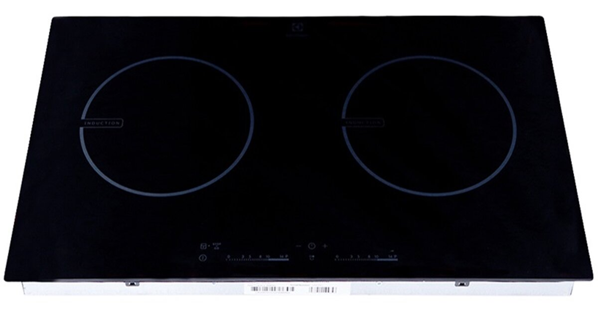Giá bếp từ đơn, bếp từ đôi và bếp từ 3 bếp Electrolux bao nhiêu tiền ?