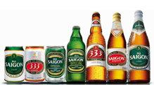 Giá bia Sài Gòn, bia 333 bao nhiêu tiền Tết Nguyên Đán 2018