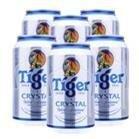 Giá bia Tiger 2017 mới cập nhật thị trường