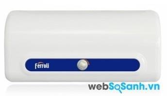 Giá bình nóng lạnh Ferroli dung tích lớn từ 30 – 50 lít rẻ nhất thị trường