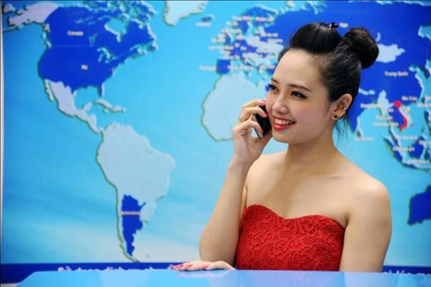 Giá cước gọi quốc tế Vinaphone năm 2016