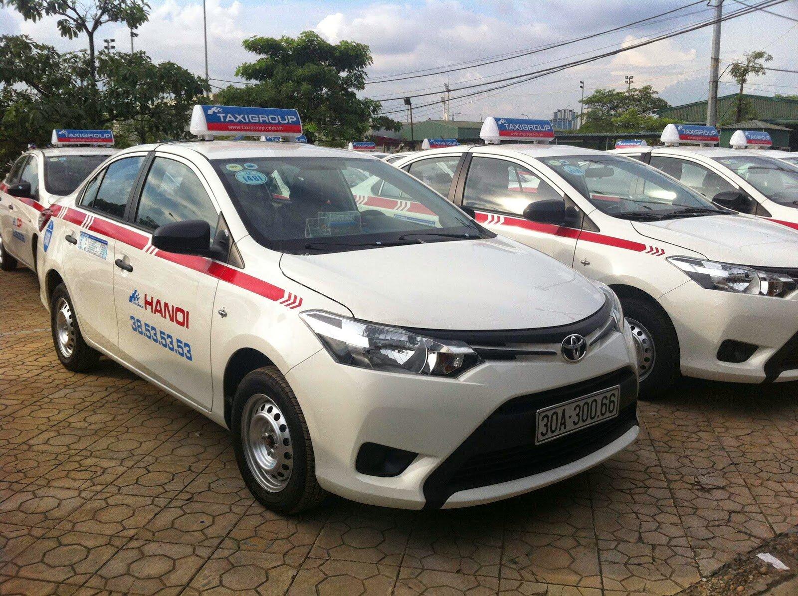 Giá cước taxi tại Hà nội mới nhất cập nhật tháng 6/2015