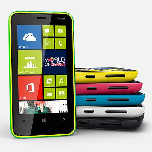 Giá điện thoại Lumia chính hãng bao nhiêu tiền ?