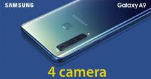 Giá điện thoại Samsung Galaxy A9 (2018) bao nhiêu tiền ? Chất lượng có tốt không ?