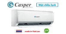Giá điều hoà Casper Thái Lan cập nhập mới nhất tháng 4/2019