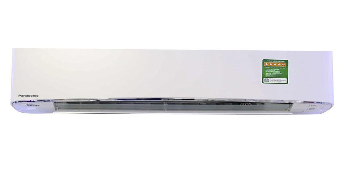 Giá điều hoà Panasonic 1 chiều 12000btu inverter bao nhiêu tiền ?