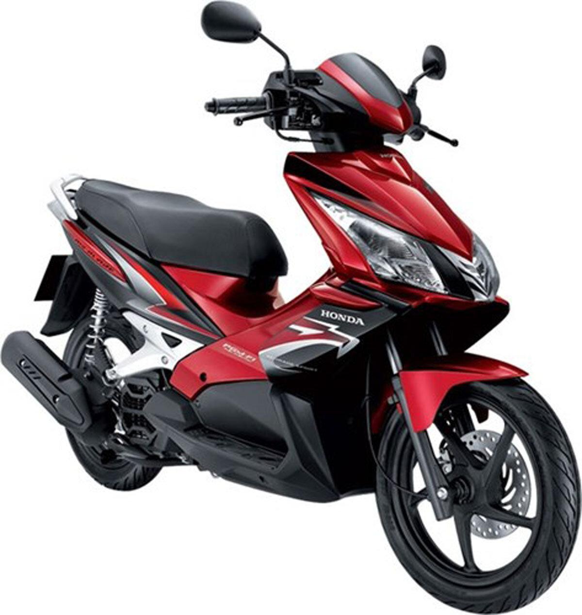 Giá độ xe máy Honda Air Blade Việt Nam thành AirBlade Thái Lan bao nhiêu tiền?