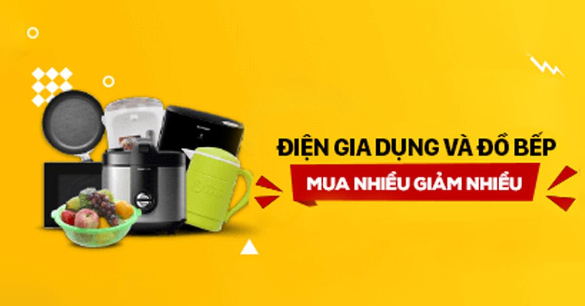 Gia dụng Tuấn Hương – Tổng kho gia dụng miền Bắc chính hãng giá tốt