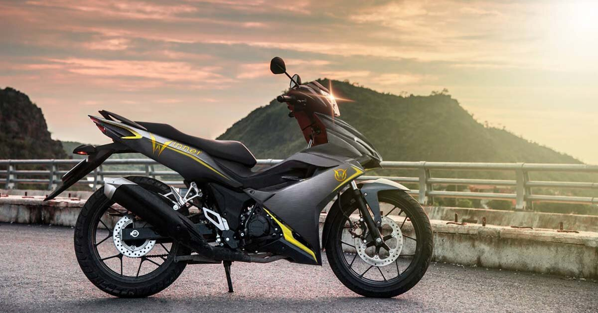 Giá lăn bánh xe máy Honda Winner bao nhiêu tiền? Ở đâu giá rẻ nhất?