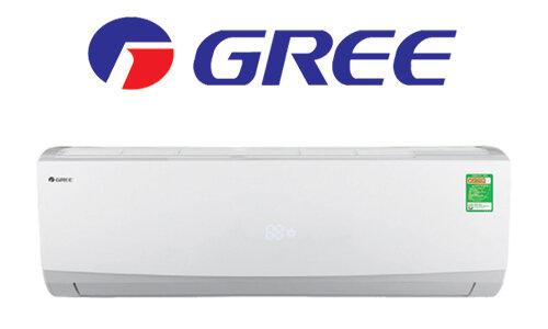Giá máy điều hòa Gree 1 chiều 9000btu, 12000btu chính hãng rẻ nhất thị trường tháng 2/2017
