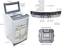 Giá máy giặt Panasonic 9kg mới nhất bao nhiêu tiền ?