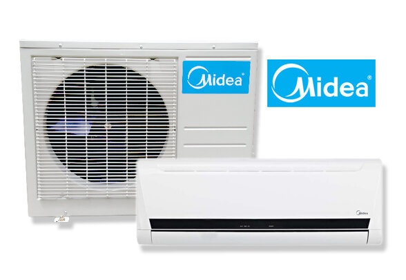 Giá máy lạnh Midea 2 chiều chính hãng bao nhiêu tiền mua ở đâu rẻ nhất