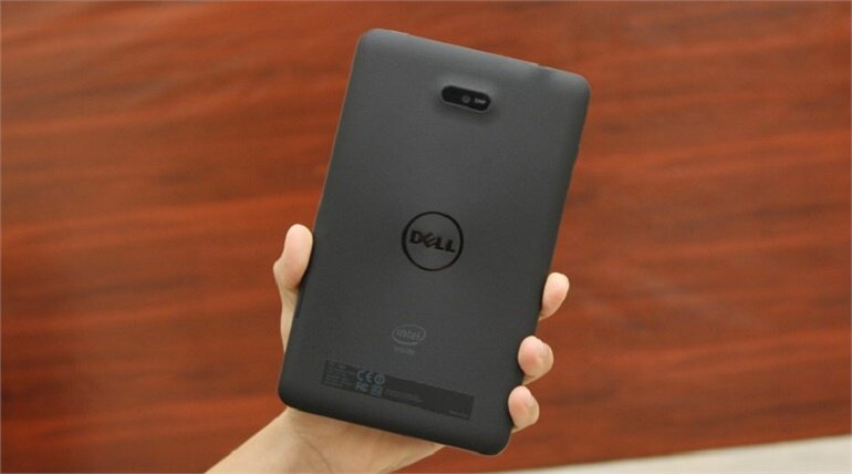 Giá máy tính bảng Dell rẻ nhất bao nhiêu tiền năm 2018?