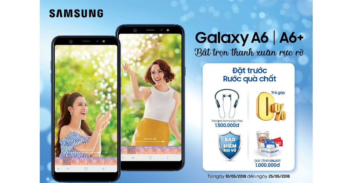 Giá Samsung Galaxy A6 Plus bao nhiêu tiền ? Có nên mua không ?