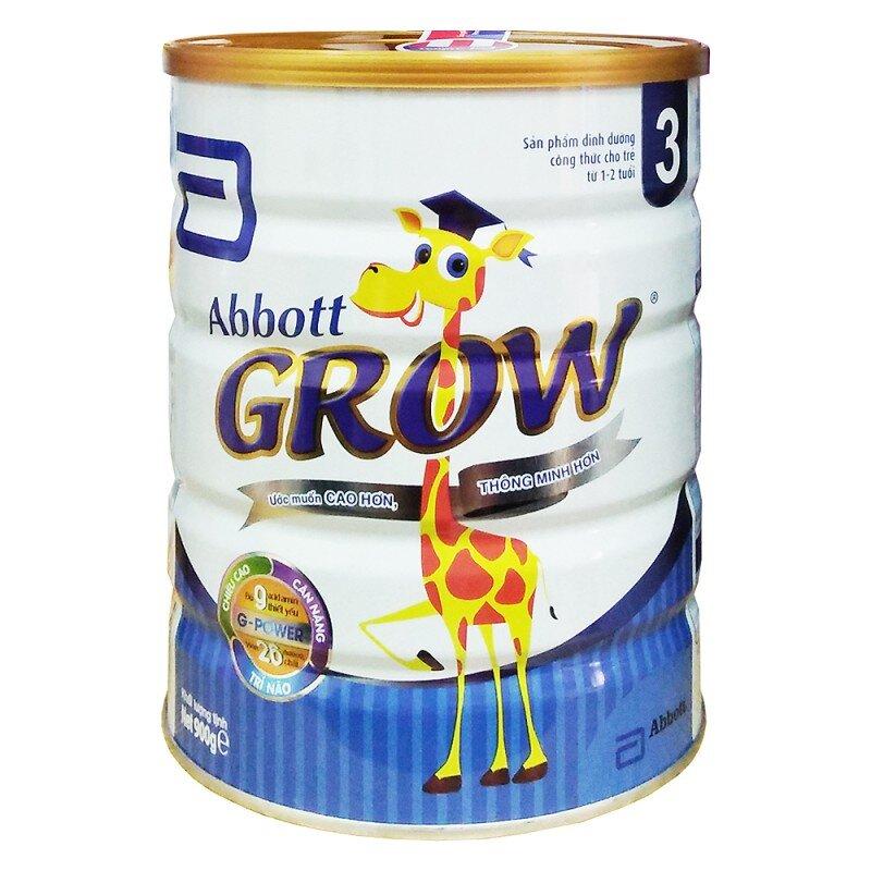 Giá sữa bột Abbott Grow mới nhất là bao nhiêu tiền?