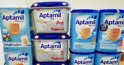 Giá sữa bột Aptamil cập nhật tháng 10/2019
