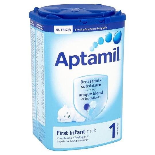 Giá sữa bột Aptamil mới nhất là bao nhiêu tiền?